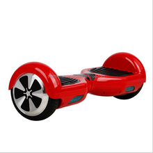 6.5 in Electric smart self balancing scooter Red color