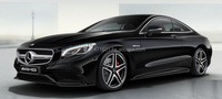 Mercedes Benz S 63 AMG 4MATIC Coupe 2015