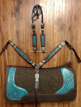 HORSE WESTERN TACK
