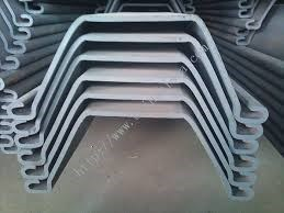 Steel Sheet Piles (G.I. or B.I.)
