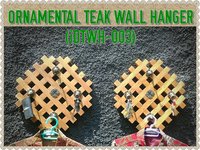 HOT 2015 New Design of Decorative Teakwood Wall Hooks/Hangers
