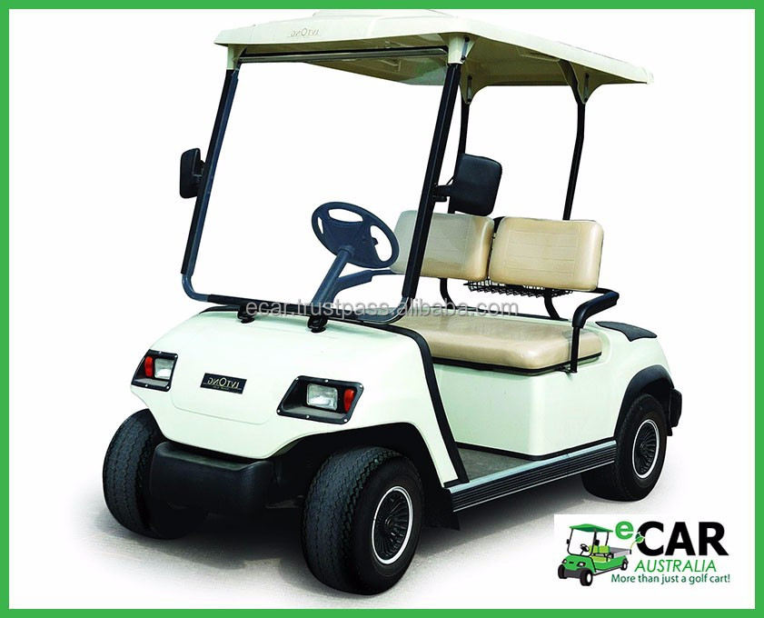 ECAR - Small 2 Seater Electric Golf Buggy Malaysia LT-A2