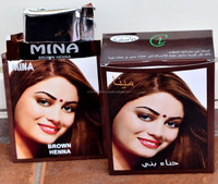 Dark Brown Halal Hair dye - Best Halal hair dye powder