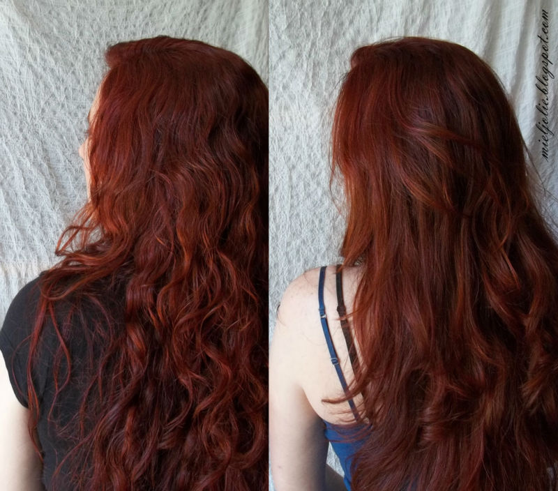 Burgundy Henna Hair Color View Burgundy Henna Arshia Product