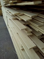 spruce, white wood 22mm knotless with wane