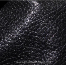 Italy cow finished skin garment leather cow skin grain type cow leather dyed color