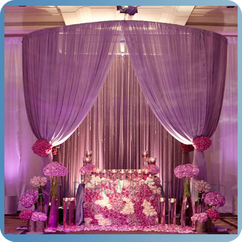 RK wedding decoration materials fpr wedding decoration