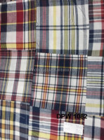cotton grey patchwork pure custom made fabric importers in china