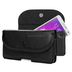 VanGoddy Voyage Universal Phone Case Wallet Belt Holster for 6 inch screen sized Phones