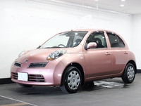 USED CARS - NISSAN MARCH (RHD 820894 GASOLINE)