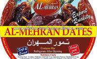 Dates Fresh Preserved Semi Dried Date by Almehran Food Products - GNS PAKISTAN