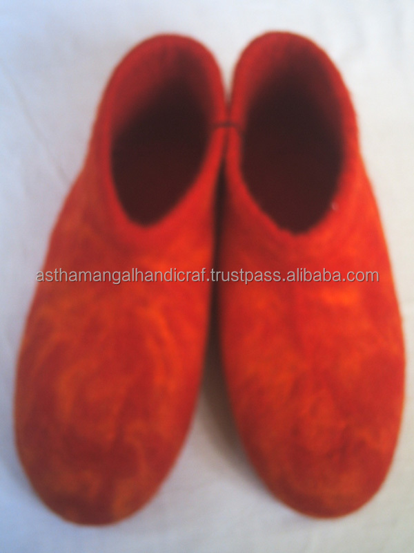 Felt Men's Shoes