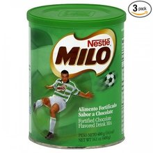 BRAND NEW MILO ON PRODUCT