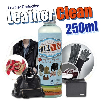 Leather Clean 250ml/Skin Protection/Leather Protection/Natural anti-microbial/Enriched/Eco-friendly