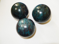 2016 new products Wholesale Ruby Kyanite spheres gemstone ball for Feng shui