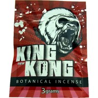 King Kong incense bags 3gm and 10gm bags