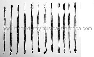Set of 12 Dental Picks Probe Wax Carver made with Stainless Steel