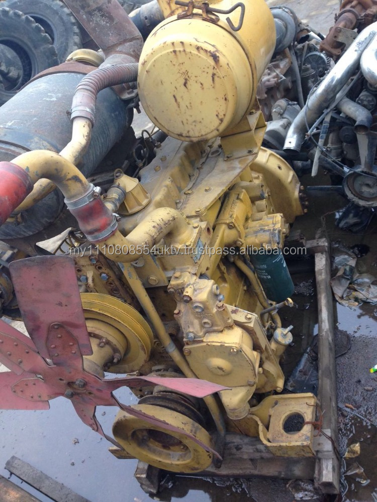 Caterpilla 3304 3306 3412 Diesel Engine For Sale in Shanghai