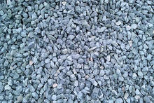AMD Crushed Stone Chips for export in bulk vessel