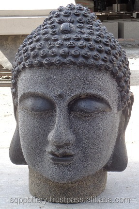 new design cement/terracott/concrete buddha Statues for decoration