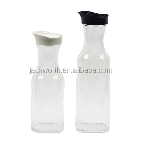 Plastic Water Pitcher Pot Fruit Infuser Water Bottle