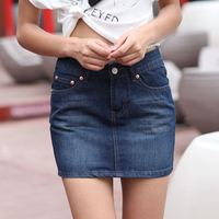 denim short skirts
