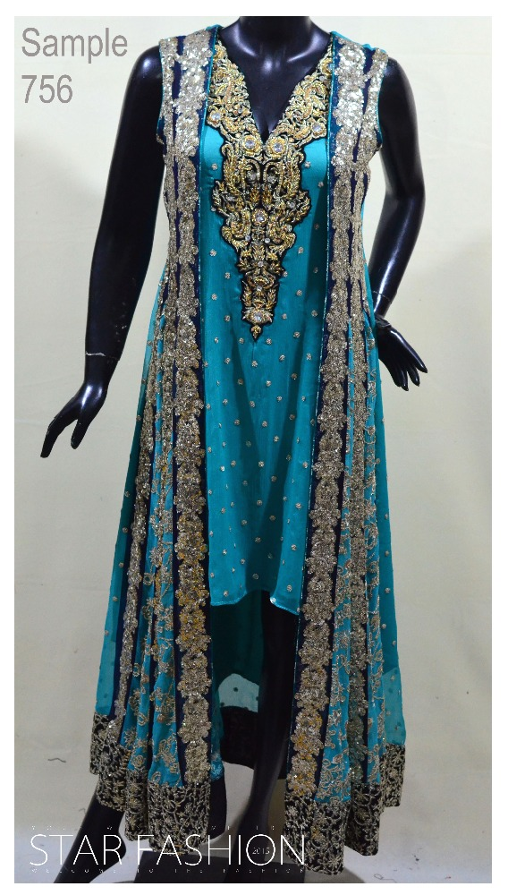 Pakistani Party Wear Formal Designs