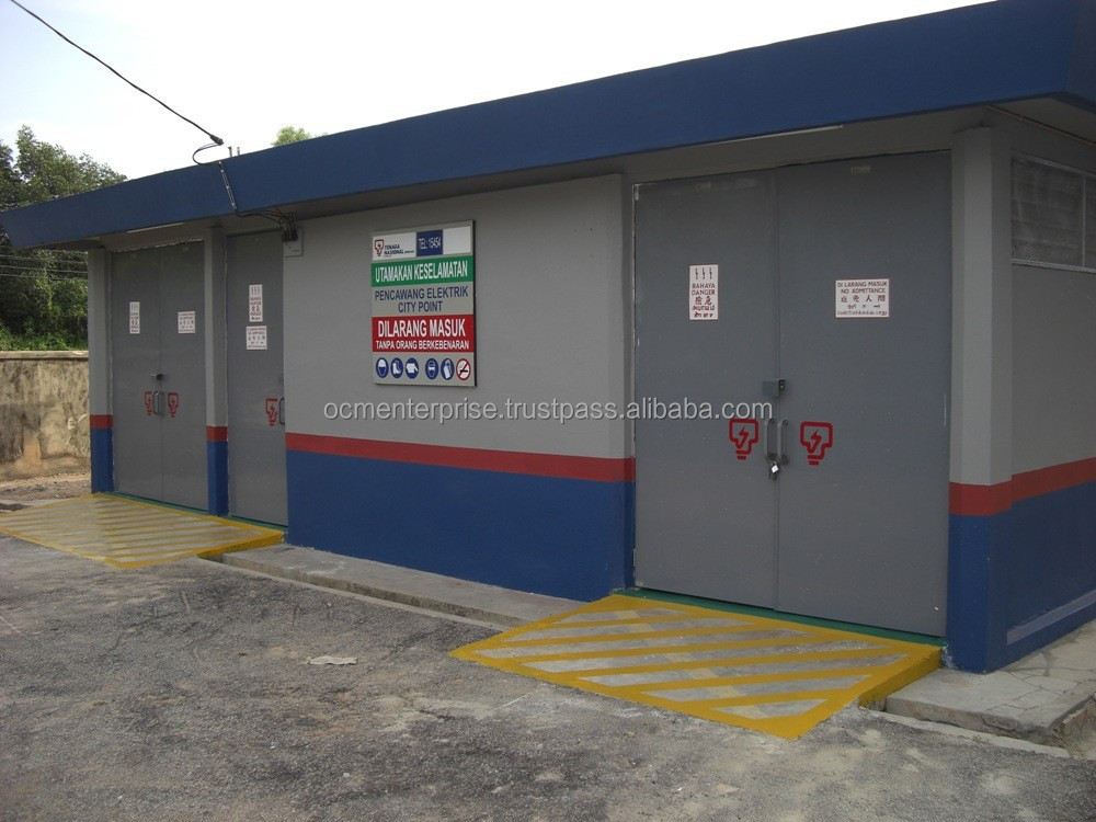 FRP Perforated Door, TNB Door, Fibreglass Door