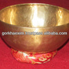 HAND HAMMERED TIBETAN MEDITATION SINGING BOWL