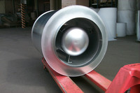 Industrial silencer- noise reduction, soundproof, attenuation