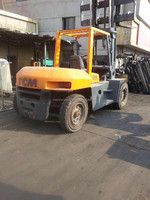 TCM Forklift FD100,Used TCM 10 Ton Forklift For Sale