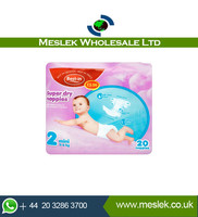 Bestin Super Dry Nappies Size2 3 To 6Kg - Sanitary Paper