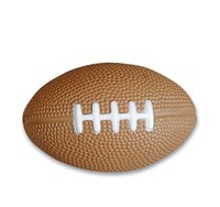 "2.5"" FOOTBALL STRESS BALL"