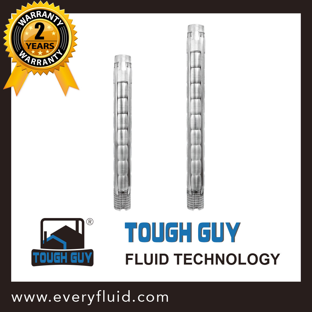 10 inch All Stainless Steel Deep Well Submersible Bore Pump-Tough Guy 10SD series-60Hz