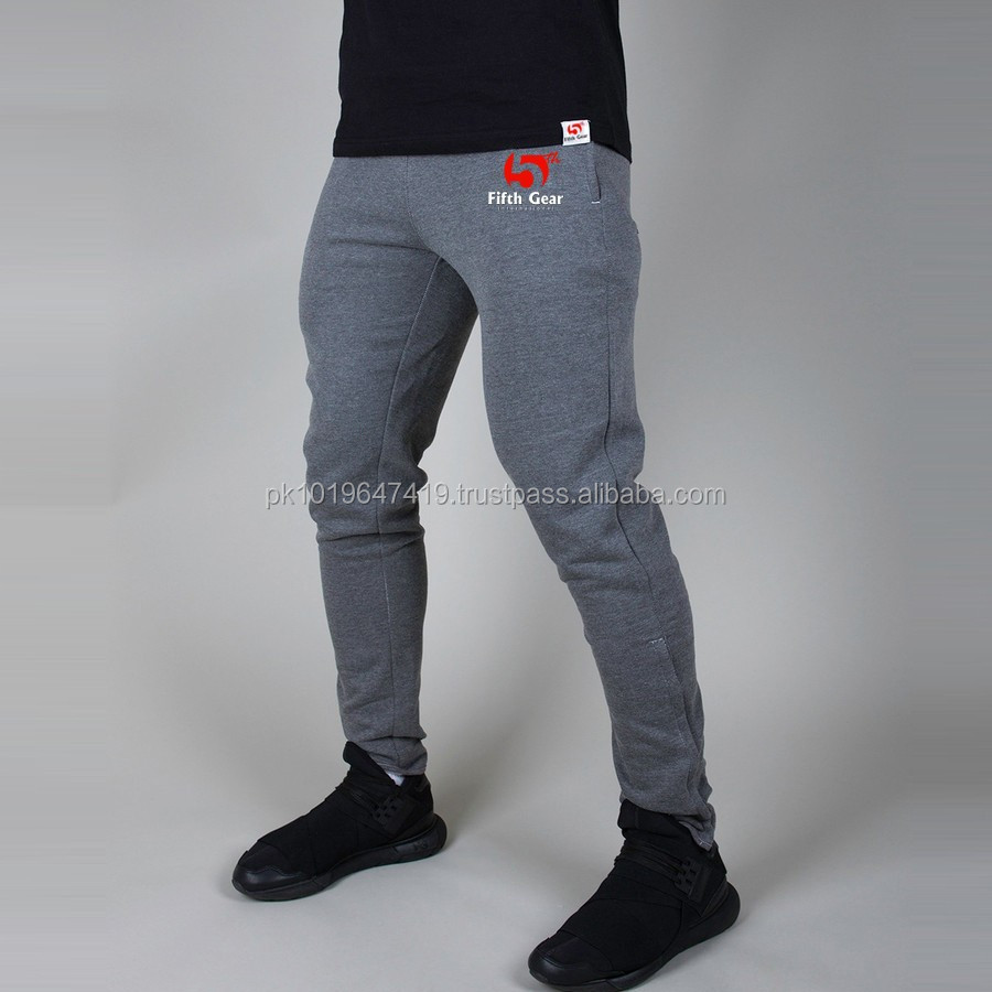 Men sportswear Apparel Taper Elastic waistband Gym JoggerPants Wholesale Sweatpants Mens joggers