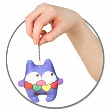 Antistress Soft Toys - Key chain - Olly/Tolly cat