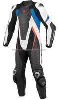 Motorbike Leather Racing Suit/Custom Made Motorcycle Leather Racing Suit, Auto Moto suit WB-DS452