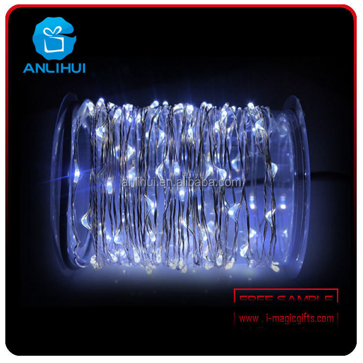 String Lights Short : Christmas Coiling Block String Lights 3 5 6 7.5 10 15 And More Led Distance Christams Tree ...
