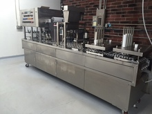 Complete K-Cup Packing Machine - 4 Lane w/ Air Compressor - Located In United States