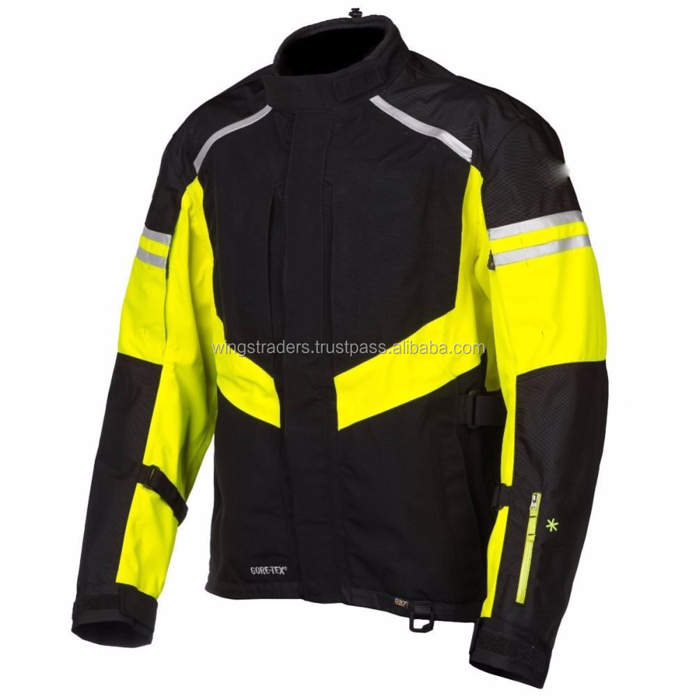 New Design Hottest Cordura Winter Motorcycling Waterproof Windbreaker jacket