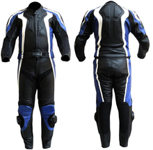 Leather motorbike suit & leather motorcycle suit