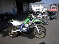High quality and Various types of used dirt bike for importers