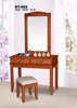 Cheap design of dressing table with almirah malaysia DT 602