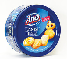 Maslovy/Ano Danish Butter Cookies