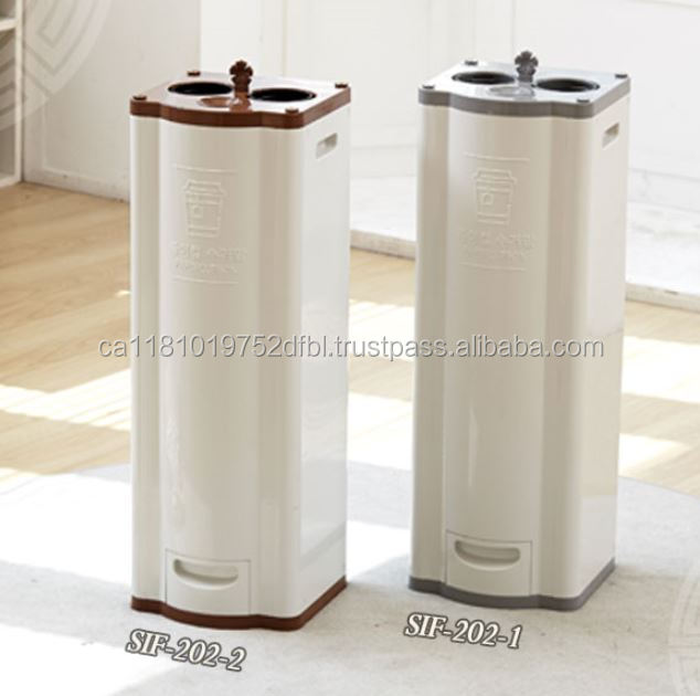 Paper Cup Collector Waste Paper Cup Recycling Bin Used Paper Cup Bin