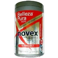 NOVEX BELLEZA PURA 12 IN 1 HAIR FOOD 35OZ. 1 litro