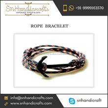 Wholesale Dealer of Indian Market selling Rope Bracelets at Penny-Pinching Price