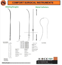 Van Buren Dilating Bougies & Metal Catheters Fileform Catheter