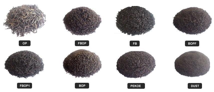 High Quality CTC Black tea dust