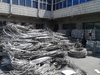 Aluminum Old Sheet Shredded Scrap for Sale